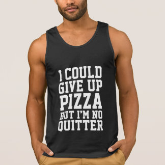 I Could Give Up Pizza Singlet