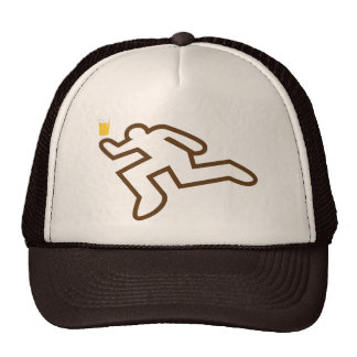 I could murder a beer trucker hats