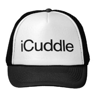 I Cuddle Hat