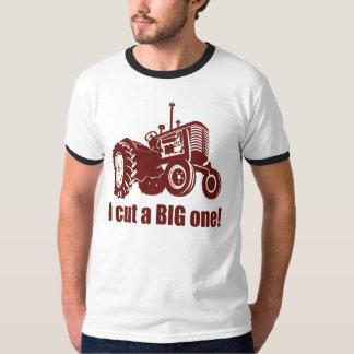 I Cut A Big One T-Shirt