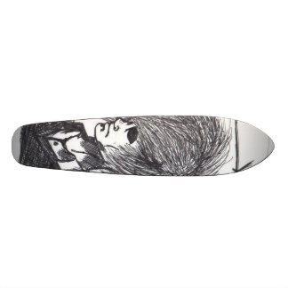 I Cut My Hair With A Chainsaw. Skateboard Decks