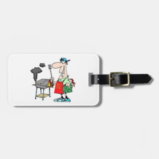 I.D. TAG/GOLF TAG/LUGGAGE TAG FOR COOK YOU LOVE