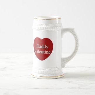 I Daddy Valentine T-shirts and Gifts Coffee Mug