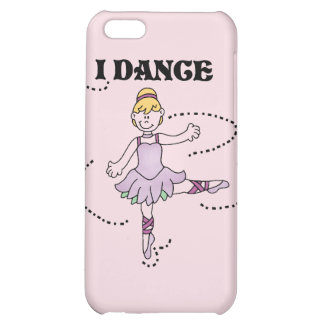 I Dance Ballerina T shirts and Gifts iPhone 5C Cases
