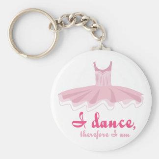 I Dance Key Chains