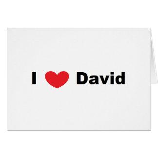 I ♥ David Card