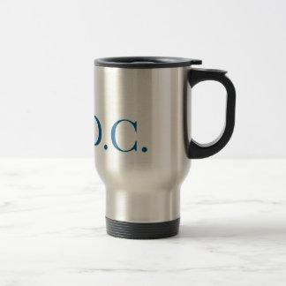I ? DC Travel Mug