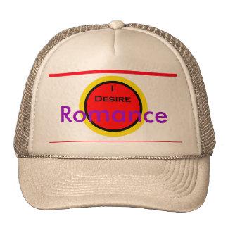 I Desire Romance Trucker Hat