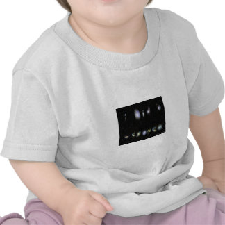 """""""I Did A Science"""" - written in real galaxies T-shirts"""