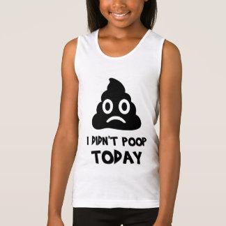 I Didn't Poop Today Singlet