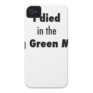 I Died in the Bowling Green Massacre iPhone 4 Case