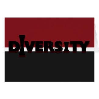 I Diversity Card
