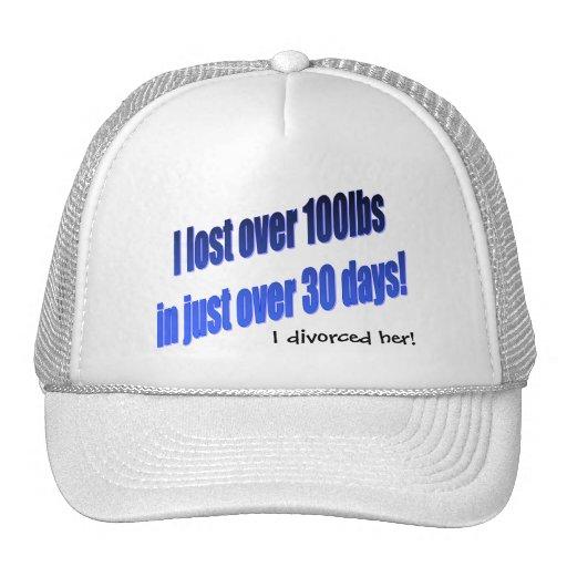 I Divorced Her Hat