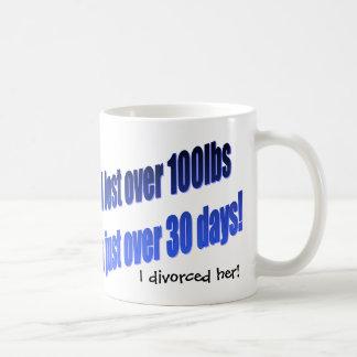 I Divorced Her Mug