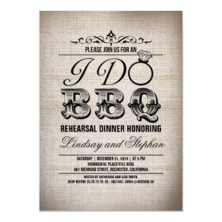 I Do Bbq Invitations & Announcements | Zazzle.com.au