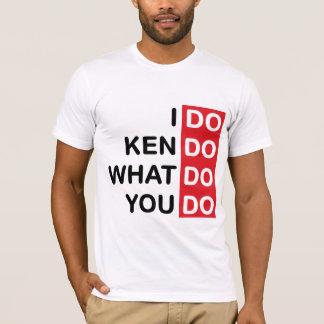 I Do Kendo T-shirt