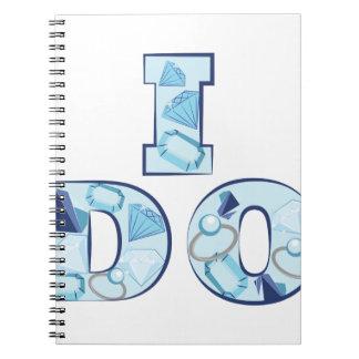 I Do Notebook