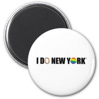 I DO NY ring Magnet