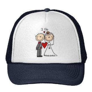 I Do Wedding Ceremony Hat