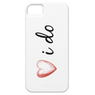 I do with a heart iPhone 5 case