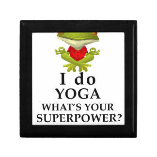 i do yoga what s your super power gift box