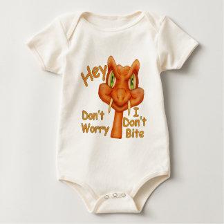I Don't Bite Baby Bodysuit