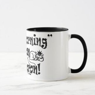 "I don't ""Do"" mornings! Mug"