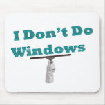 I don't do windows mouse pad