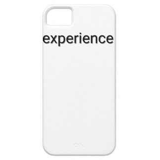I dont experience failure barely there iPhone 5 case