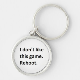 I dont like this keychain