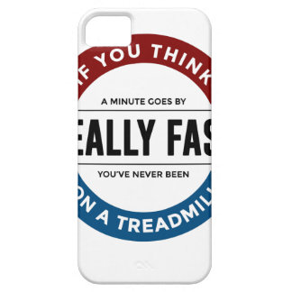 I Don't Run Barely There iPhone 5 Case