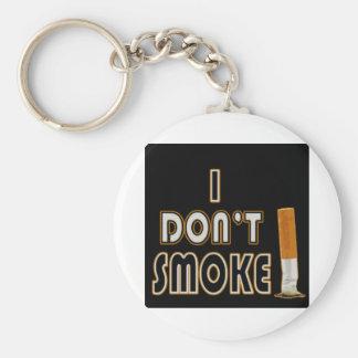 I DON'T SMOKE! KEY RING