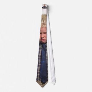 I don't wanna wear a tie! tie