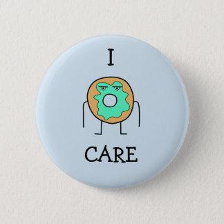 I Donut Care Pin
