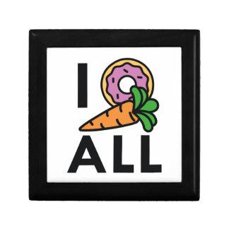 I Donut Carrot All Gift Box