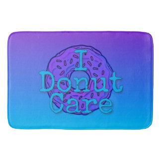 I Doughnut Care Bath Mat