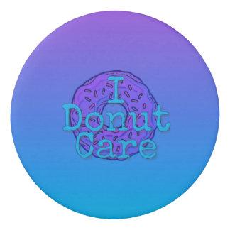 I Doughnut Care Eraser