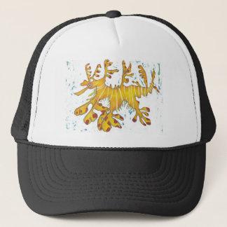 I Dragon Trucker Hat