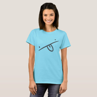 I draw you the language T-Shirt