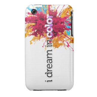 i dream in color (splash) iPhone 3g Skin iPhone 3 Covers