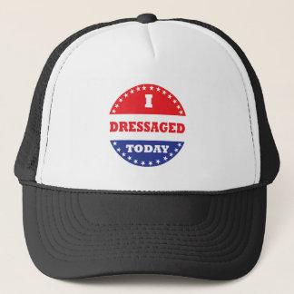 I Dressaged Today Trucker Hat