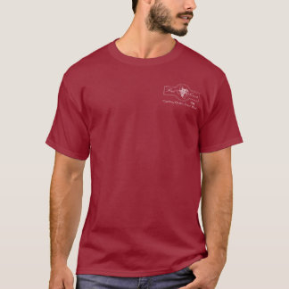 I Drink Keg Wine - Flat Creek Estate T-Shirt