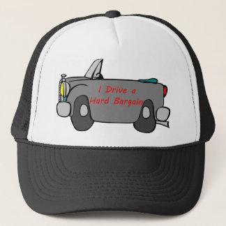 I Drive A Hard Bargain T-Shirts and Tops Trucker Hat