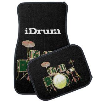 I Drum, iDrum for Band Drummer Floor Mat