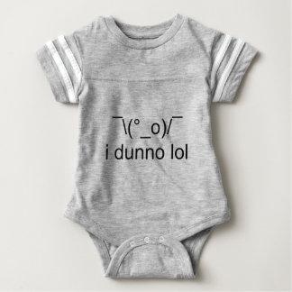 i dunno lol ¯\(°_o)/¯ baby bodysuit