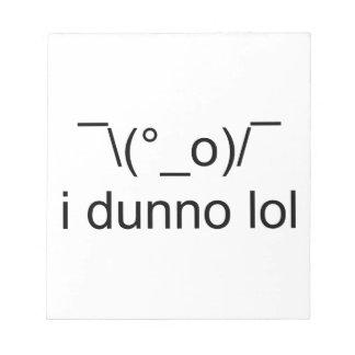 i dunno lol ¯\(°_o)/¯ notepad