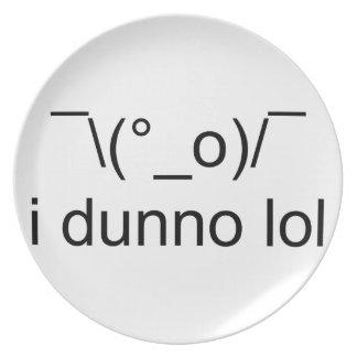 i dunno lol ¯\(°_o)/¯ plate
