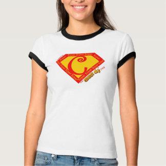 """I earned my """"Super C"""" at SlightlyOff.com T-Shirt"""
