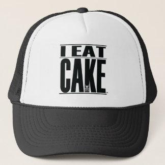 I EAT CAKE Trucker hat