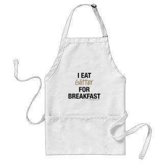 I EAT GLITTER FOR BREAKFAST STANDARD APRON